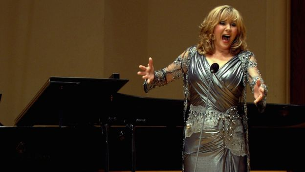 Opera singer and Muswell Hill local Lesley Garrett