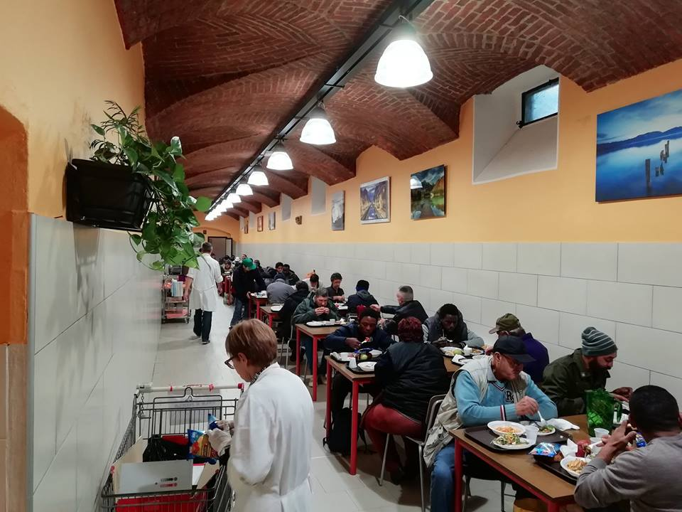 Photo of canteen
